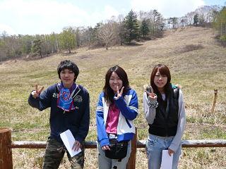 【過去記事から】乙女高原の遊歩道づくり(2008)