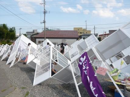 2012/9/8~9/9 大地の芸術祭レポ